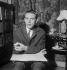Karlheinz Stockhausen (1928-2007), compositeur allemand. Paris, janvier 1960. © Boris Lipnitzki/Roger-Viollet
