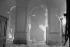 Evènement de mai-juin 1968. Incendie à la Bourse de Paris, 24 mai 1968. Photographie de Robert Girardin. Fonds France-Soir. Bibliothèque historique de la Ville de Paris. © Robert Girardin / Fonds France-Soir / BHVP / Roger-Viollet
