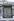 Porte d'honneur du Palais de justice, boulevard du Palais. Photographie d'André Bondil (1918-2009). Diapositive. Paris (Ier arr.), 10 mai 1989. Paris, bibliothèque de l'Hôtel de Ville. © André Bondil / BHdV / Roger-Viollet