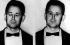 James Earl Ray (alias Eric Starvo, 1928-1998), criminel américain, assassin de Martin Luther King (1929-1968), pasteur américain et leader de la défense des droits civiques. © TopFoto / Roger-Viollet