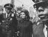 Jackie Kennedy (1929-1994), veuve du président John F. Kennedy (1917-1963), assistant aux funérailles de Martin Luther King (1929-1968), pasteur américain et leader de la défense des droits civiques. Atlanta (Géorgie, Etats-Unis), église baptiste Ebenezer, 11 avril 1968. © TopFoto / Roger-Viollet