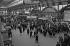 Train station. © Jacques Cuinières / Roger-Viollet