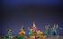 """""""Daphnis et Chloé"""", ballet de Maurice Ravel. Chorégraphie : Benjamin Millepied. Lumières : Madjid Hakimi. Décors : Daniel Buren. Costumes : Holly Hynes. Compagnie : Ballet de l''Opéra national de Paris. Orchestre : Opéra national de Paris. Danseurs : Hannah O''Neill (Chloé), Yannick Bittencourt (Daphnis). Paris, Opéra Bastille, 22 février 2018. © Colette Masson / Roger-Viollet"""