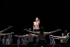 """Boléro"", ballet by Maurice Ravel. Choreography, stage design and costumes : Maurice Béjart. Lights : Clément Cayrol. Ballet and orchestra of the Opéra national de Paris dance company. Dancer : Marie-Agnès Gillot. Paris, Opéra Bastille, on February 22, 2018. © Colette Masson / Roger-Viollet"