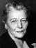 Pearl Buck (1892-1973), femme de lettres américaine, Prix Nobel de littérature en 1938, 1973. © Ullstein Bild / Roger-Viollet