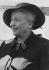Pearl Buck (1892-1973), femme de lettres américaine, Prix Nobel de littérature en 1938. Etats-Unis, 1948. © Ullstein Bild / Roger-Viollet