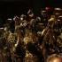 """""""Frôlons"""". Chorégraphie et costumes : James Thierrée. Lumières : Cécile Giovansili Vissière. Compagnie : Ballet de l''Opéra National de Paris. Paris, Opéra Garnier, 17 mai 2018. © Colette Masson / Roger-Viollet"""