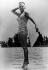 Esther Williams (1921-2013), actrice et nageuse américaine, 7 septembre 1961. © TopFoto / Roger-Viollet