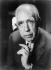 Niels Bohr (1885-1962), physicien danois, 1960. Photographie de Tita Binz. © Tita Binz / Ullstein Bild / Roger-Viollet