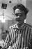 Michel Legrand (1932-2019), auteur-compositeur et chanteur français. 1956. © Collection Lipnitzki / Roger-Viollet