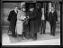 """Georges Clemenceau (1841-1929), président du Conseil des ministres, suite à la première réunion du Conseil de la Société des nations au Quai d'Orsay. Vendredi 16 janvier 1920. Photographie du journal """"Excelsior"""". © Excelsior – L'Equipe / Roger-Viollet"""