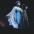 Aretha Franklin (1942-2018), auteur-compositeur et interprète américaine, lors d'un concert, 21 novembre 1980. © TopFoto / Roger-Viollet