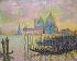"""Paul Signac (1863-1935). """"Le Grand Canal à Venise"""". Huile sur toile, 1905. Toledo (Ohio, Etats-Unis), Toledo Museum of Art. © TopFoto / Roger-Viollet"""