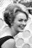 Jean Seberg (1938-1979), actrice américaine, 22 septembre 1963. © TopFoto / Roger-Viollet