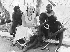 "Jean Seberg (1938-1979), actrice américaine, lors du tournage de ""Congo vivo"", film de Giuseppe Bennati, octobre 1961. © TopFoto / Roger-Viollet"
